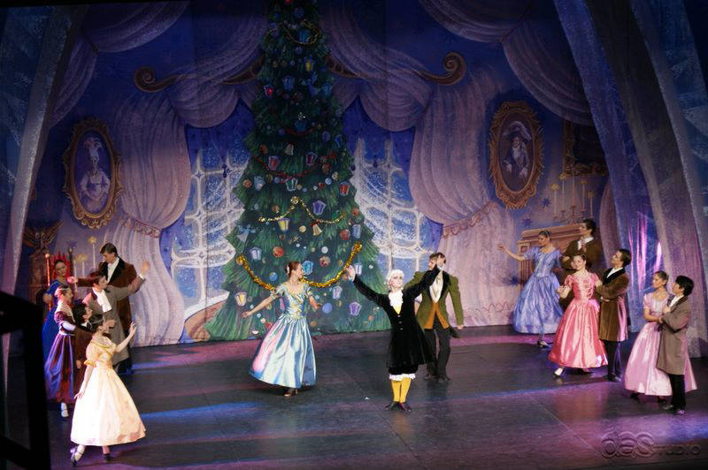 dsc01595 DAS RUSSISCHE NATIONALBALLETT THE CROWN OF RUSSIAN Ballett Nussknacker - Produktion