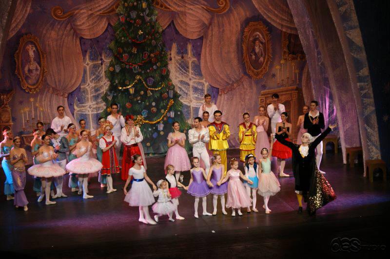 dsc01614 DAS RUSSISCHE NATIONALBALLETT THE CROWN OF RUSSIAN Ballett Nussknacker - Produktion