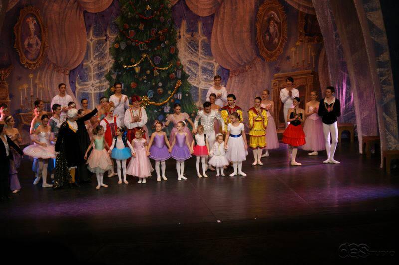 dsc01619 DAS RUSSISCHE NATIONALBALLETT THE CROWN OF RUSSIAN Ballett Nussknacker - Produktion