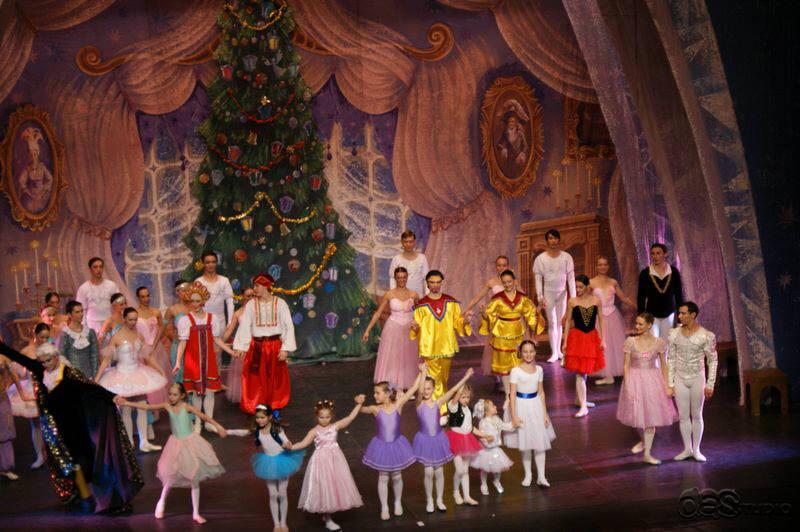 dsc01621 DAS RUSSISCHE NATIONALBALLETT THE CROWN OF RUSSIAN Ballett Nussknacker - Produktion