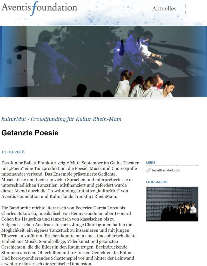 Avensis Poem Junior Ballett Frankfurt 797x1024 - Poem – Poesie trifft Bewegung –